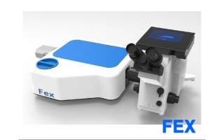 FEX Modulized Confocal Raman Spectrophotometer