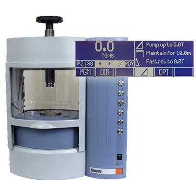 Atlas Autotouch 觸控式全自動液壓機、壓錠機