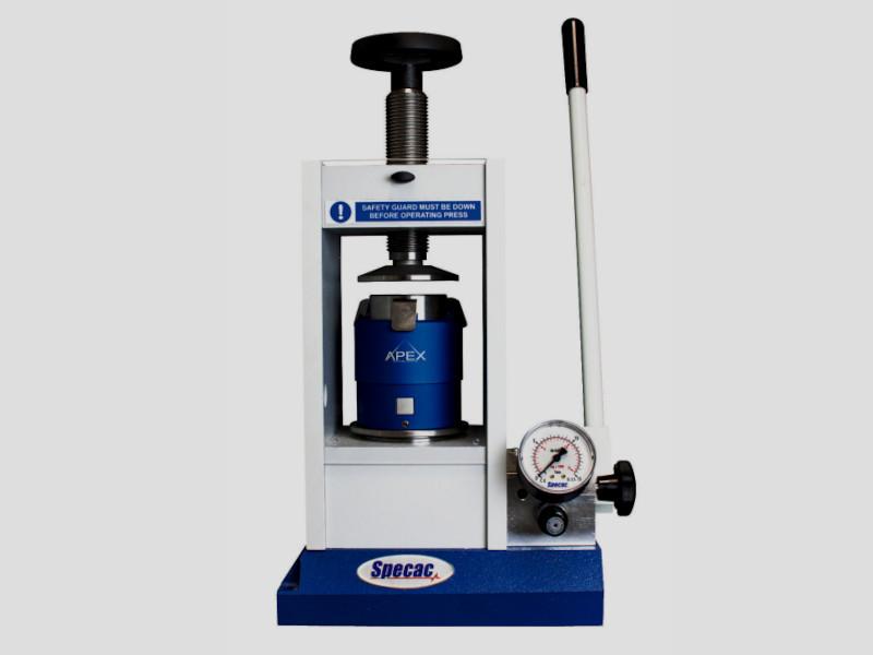 SPECAC 15T,25T,液壓薄片機,壓錠機