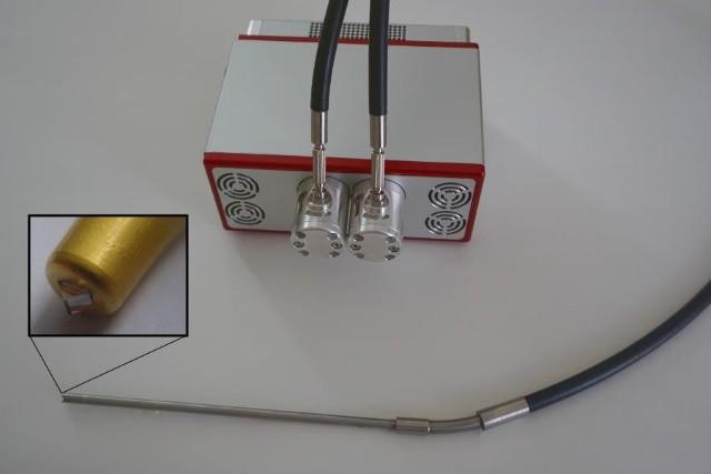 Fibered ATR Probe