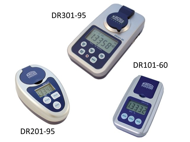 Handheld Digital Refractometer